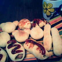 朝はパン♪パンパパン…
