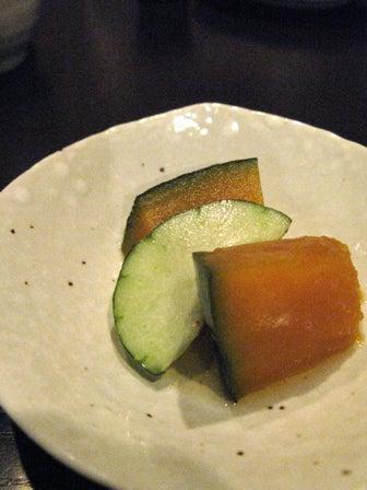 椿の『B級ご当地グルメ保存委員会』-南瓜の煮物