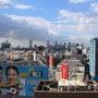 平和な都市、東京