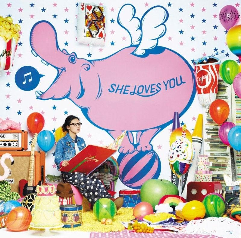YUI TRIBUTE ALBUM 『SHE LOVES YOU』 収録曲発表!!