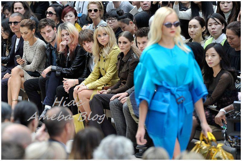 """海外セレブファッション""""BURBERRY PRORSUM"""" 2013/SS Fashion Week (Vol.51)コメント"""