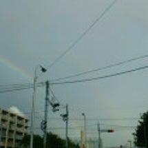 虹からのメッセージ