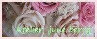 川西 猪名川 プリザーブドフラワー ビーズアクセサリー教室  Atelier Juneberry  アトリエジューンベリー