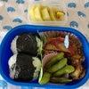 幼稚園年長男児のお弁当☆サンマの竜田揚げ弁当(9/20分)の画像