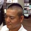 超短髪☆オシャレ坊主☆0.8ミリからのオシャレ坊主の画像