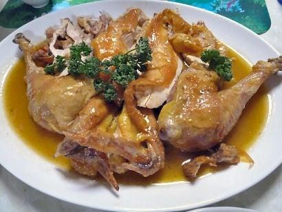なつおの料理日記-ブレス鶏3