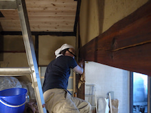 京町家を買って改修する男のblog-14油湊