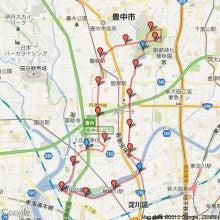 ごっしーのぼちぼち日記-20120915豊中ラン21