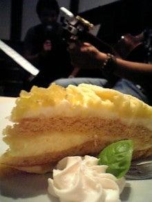 kokoroのブログ-Tsuuのマロンケーキ♪