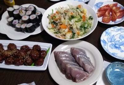 羽田惠理香オフィシャルブログ「Erikaちゃんぷるー」-夕食
