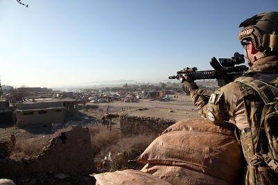 アメリカ陸軍 非対称戦争対処部...