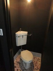 池袋の小さい不動産屋さん-大洋荘・後トイレ