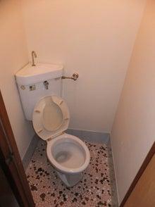 池袋の小さい不動産屋さん-大洋荘・トイレ