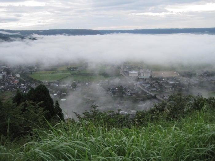 歩き人ふみの徒歩世界旅行 日本・台湾編-内牧温泉町