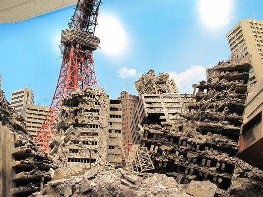 東京が壊滅した模様DEATH | まっ...
