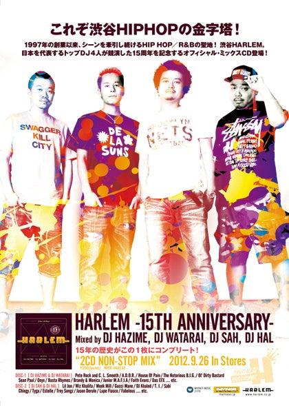 $HARLEM STAFF BLOG-15thmix