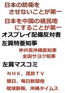 $日本人の進路-日本の防衛をさせないことが第一