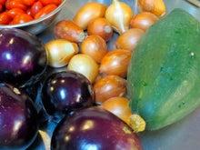 京都から有機野菜