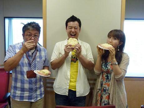 メロンパンブログ-文化放送「くにまるジャパン」に出演しました。