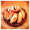 今日のパンの画像