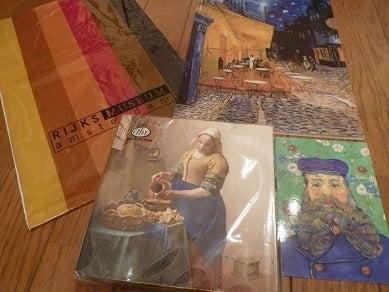 ☆Naomiの英語&日本語バイリンガルダイアリー☆-museum goods
