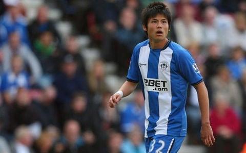 サッカー日本代表 プレミアリーグ 宮市亮 ウィーガン