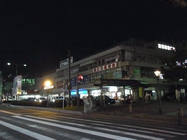 東岡崎駅前