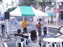 Think Band Official Blog-ミュージックレビュー八戸2012_bidama