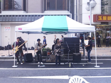 Think Band Official Blog-ミュージックレビュー八戸2012_happyroad
