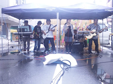 Think Band Official Blog-ミュージックレビュー八戸2012_sachibo
