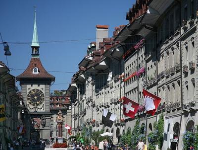 スイス 首都