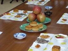 ケイ語学教室のブログ-果物、月餅、お線香 中秋節のお供えするもの