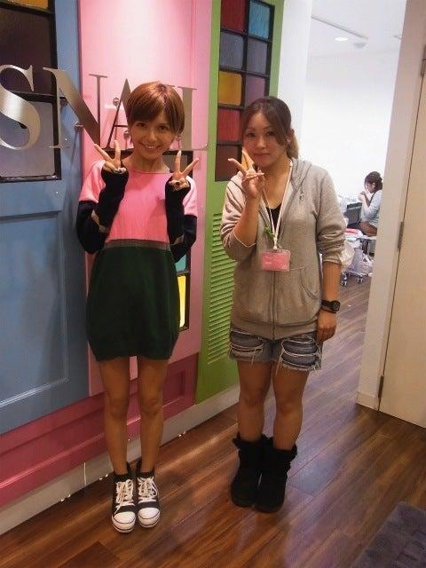 ☆宇野実彩子ちゃん☆|AIKO(迫田愛子)オフィシャルブログ「あなたのハートを狙い撃ち!」 Powered by Ameba