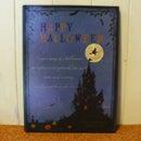[HAPPY HALLOWEEN・ハロウィングッズ・ハロウィン雑貨] ハロウィン!キャッスルプレート