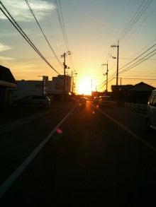 愛媛県新居浜市 地元の鍵屋 ロックセキュリティーサービスの業務日誌-20121001 夕日2