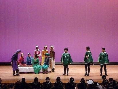 ☆Naomiの英語&日本語バイリンガルダイアリー☆-scene from snow white2