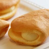 香川・高松のケーキ屋さんラ・ファミーユのスィーツ日記-ふんわりブッセ くも