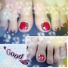 ★Foot nail & My nail★の画像