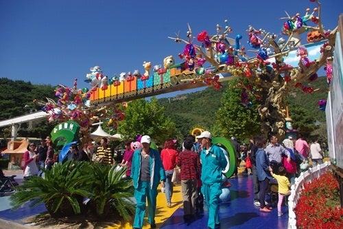中国大連生活・観光旅行ニュース**-大連 赤ちゃん動物園
