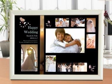 結婚式フォトフレーム-Ultimate-A4