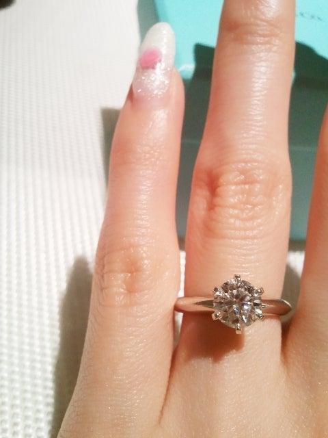 buy popular 646b6 f1865 婚約指輪 まとめ♡   人妻のお買い物生活。
