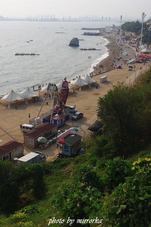 中国大連生活・観光旅行ニュース**-大連 開発区 海貝広場