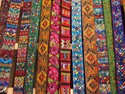 世界一周 恋する咲ログせっかくグアテマラを訪れたなら民族衣装が欲しい!着てみたい!