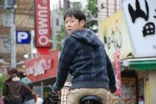 夢売るふたり・貫也自転車