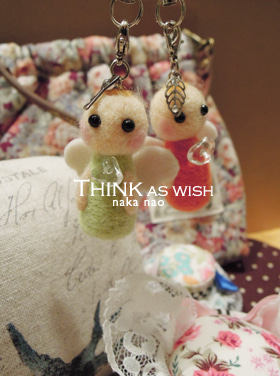THINK AS WISH-天使