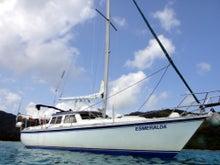 $奄美大島スキューバダイビング体験スノーケル奄美ダイビングスクール-奄美ダイビングヨット1210a