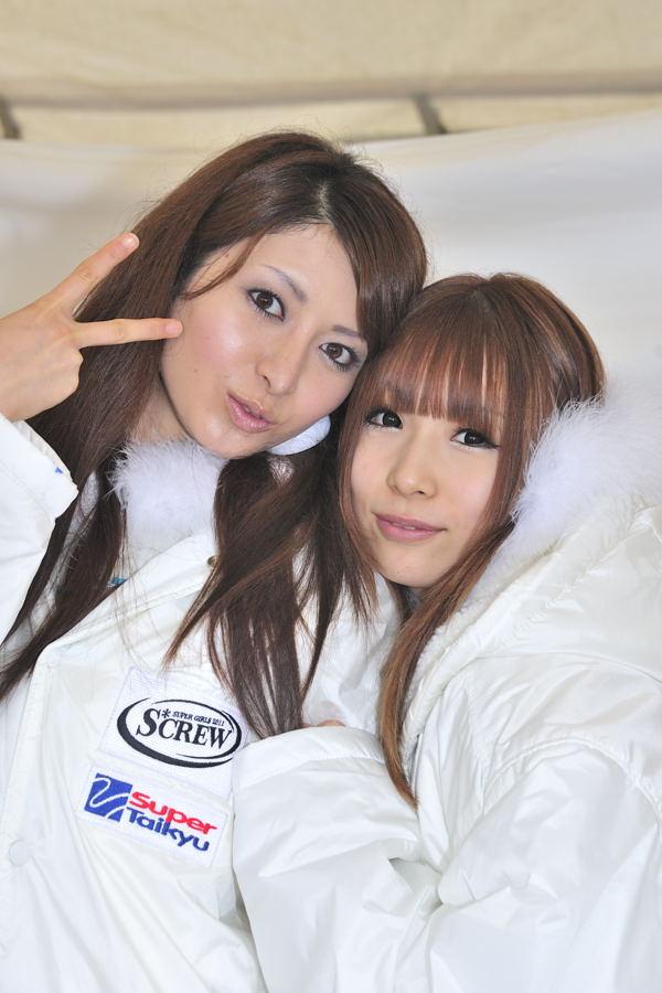 2011 SUPER耐久 in SUGO 西山未...