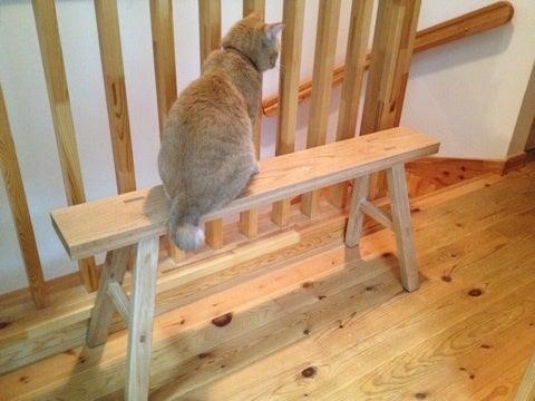 尼崎市にて家具・インテリアをお買取|無印良品「木製ベンチ