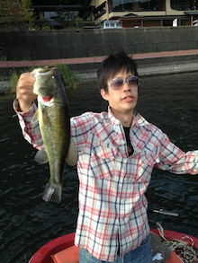 $Oneself who is poor at fishing JC in Maine-image