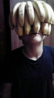 だんだん×日常×アルバム。-バナナ髪